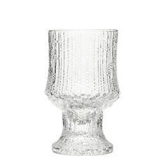 Ultima Thule red wine glass, design by Tapio Wirkkala.
