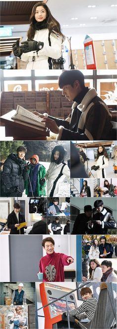 """The Legend of the Blue Sea"" Jeon Ji-hyeon and Lee Min-ho's chemistry"