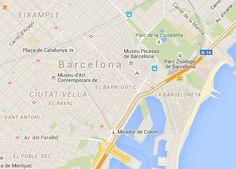 Residencia Universitaria Maria, Reina de la Pau, #Barcelona, #Spain: Book visitor accommodation online http://www.universityrooms.com/en/city/barcelona/college/resunireinadelapaubarc
