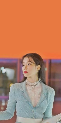 Discover recipes, home ideas, style inspiration and other ideas to try. Luna Fashion, Fashion In, Korean Fashion, Fashion Outfits, Iu Moon Lovers, Korean Celebrities, Celebs, Iu Hair, Korean Actresses