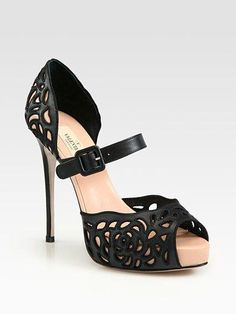 Valentino Mary Jane D'orsay pump