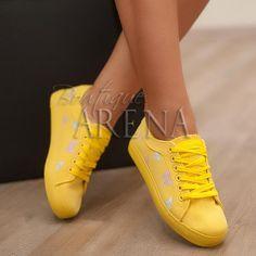 🔥 Pantofi Casual Dama Nature Galbeni #euforiamall Timberland Boots, Mall, Casual, Adidas, Sport, Fashion, Moda, Deporte, Fashion Styles