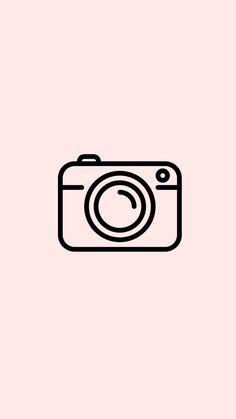 App Iphone, Iphone App Design, Iphone Icon, Iphone Homescreen Wallpaper, Pink Wallpaper Iphone, Wallpaper App, Wallpapers, Snapchat Icon, Snapchat Logo