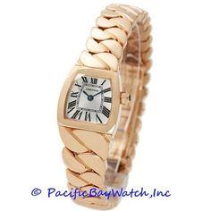 Cartier La Dona Ledies W6400701 Pre-Owned