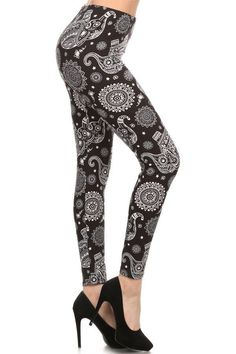 The March of the Elephant leggings are super soft and buttery feeling! Comparable to many other more expensive brands but only $15!! Click photo to shop anytime!
