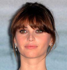 Felicity Jones wearing Chanel jewelry