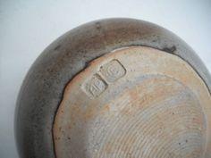 GEOFFREY WHITING, Avoncroft Pottery - AP mark mC mark wG mark Gw mark