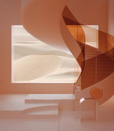 In a Lucid 'Interior Design' Dream - 3D Project by Studio Brasch | Trendland