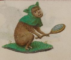 The Vain Fool. Ms. Add. 18852 ('Hours of Joanna I of Castile'). 1486-1506. British Library.