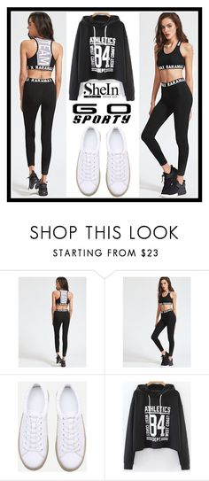 """""""Shein 8/9"""" by b-necka ❤ liked on Polyvore featuring Sheinside and shein"""
