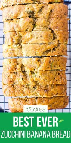 Zucchini Bread Recipes, Quick Bread Recipes, Banana Bread Recipes, Cooking Recipes, Easy Bread, Crockpot Recipes, Cake Recipes, Fruit Bread, Dessert Bread
