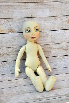 Blank doll body-15blank rag doll ragdoll bodythe body by NilaDolss