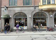 Notre Dame, a kitchen, craft and design store in Copenhagen, Denmark / FoodNouveau.com
