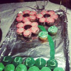 Cupcake creation :)