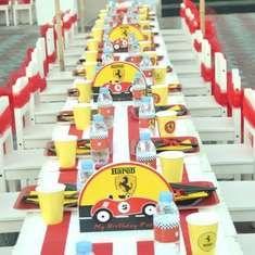 Ferrari Party - Ferrari