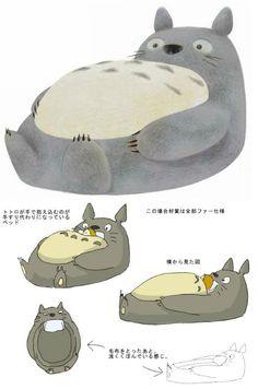 Totoro- Ahhhh so cute. Geek Mode, Poses References, Howls Moving Castle, My Neighbor Totoro, Hayao Miyazaki, Dream Rooms, Plushies, Nerdy, Pokemon
