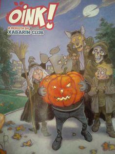 Nº 2 @OINK! A revista do Xabarín Club en casa, habría que leerla despues del cole con bocata en mano y con goku en la tele #InfanciaOn