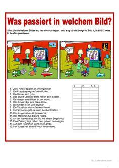 Deaf Children, Learn German, German Language, Kids And Parenting, Teaching Resources, Kindergarten, Homeschool, Classroom, Education