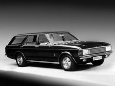 1974 Ford Granada Estate Car