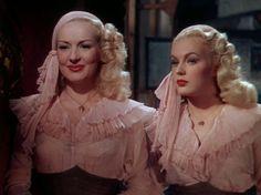 The Dolly Sisters -Orry-Kelly, o Estilista Australiano que vestiu Hollywood