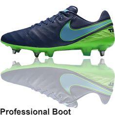 Nike Tiempo Legend VI Pro Boots (SG - Blue Green Polar). Chuteiras ... a26c0077ac803