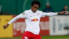 Yordy Reyna estrenó look con el RB Leipzig y le encontraron un doble (FOTO) #Depor