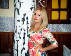 Valentina40199  Lady's ID  40199  Age24  Birthday26 Sep 1992  Zodiac sign  Libra  Height  5' 6''(1.67m)  Weight  121 Lbs(55 kg)  Hair Color  Blonde  Eye Color  Brown  Smoke  Non-smoker  Drink  Non-drinker  Occupation  Office Position  Education  University  Marital Status  Single  English Spoke  good  Religion  Christian  Children  No  Plans Children  Yes  Residence  Donetsk Ukraine  Interests:  I enjoy travelling dancing and singing karaoke. I am good at cooking and I like it very much…
