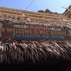 Happy Birthday to the Tiki Room at Disneyland via @JeffHeimbuch