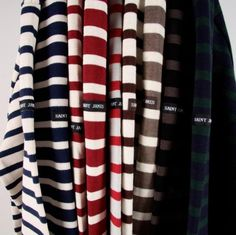 Saint James' Striped Meridien Shirt another investment piece