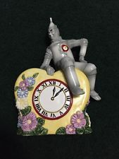 The Wizard of Oz Ceramic Tin Man Figure Bank From Enesco