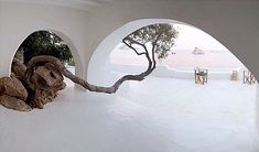 Somewhere on the island of Panarea, designed by moredesign.es