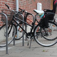 Simpel cykelställ - Nola