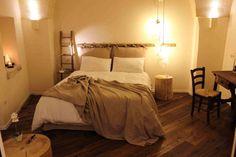 Quartos rústicos por FRANCESCO CARDANO Interior designer - homify / FRANCESCO CARDANO Interior designer