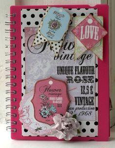 mini note book with Lavender Haze