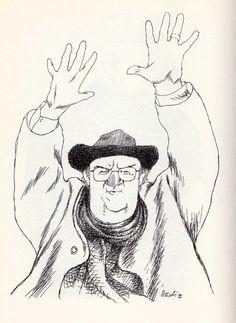 Tullio Pericoli  Federico Fellini