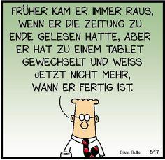 Dilbert, Peanuts & Co.:
