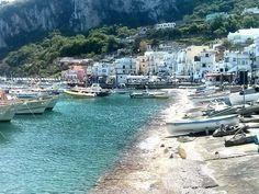 #Capri, #Italy #Italia - Island! Wow!