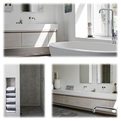 Bathroom designed and made by Piet-Jan van den Kommer. More information: www.vandenkommer.nl