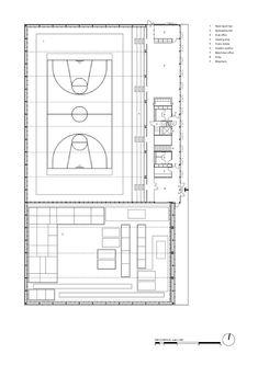 Gallery of Hacine Cherifi Gymnasium / Tectoniques Architects - 33