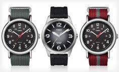 Men's Timex Weekender Watches Deal of the Day | Groupon