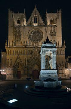 Cathédrale Saint-Jean, Lyon