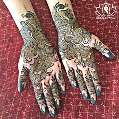 Arabic Eid Mehndi Designs 2018 for Hands Best Pictures Gallery
