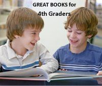 Summer fun reading for 4th graders.