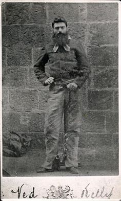 "Edward ""Ned"" Kelly (June 1854 or 1855 – 11 November 1880) was an Irish Australian bushranger. Kelly's legacy is controversial; some consider him to be a murderous villain, while others view him as a folk hero and Australia's equivalent of Robin Hood."