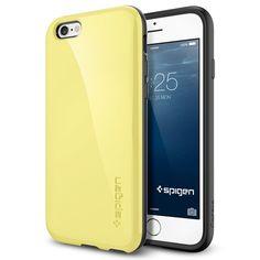 42f39270c5b Black Friday 2014 iPhone 6 Case, Spigen® [Anti-Shock] iPhone 6 Case Bumper  [Capsule Capella] [Pink] Advanced Surround Anti-Shock Slim TPU Case for iPhone  6 ...