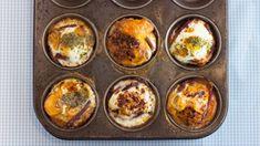 Stealthy paleo food hacks that won't leave you feeling deprived Muffin Tin Breakfast, Breakfast Recipes, Breakfast Ideas, Kool Aid, Paleo Meal Prep, Paleo Food, Eating Paleo, Muffin Tin Recipes, Low Carbohydrate Diet