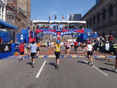 RunTri: Boston Marathon 2014: Results Analysis, Qualifying for 2015, Racing Advice, Statistics, Photos and More