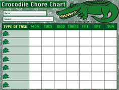 charts for kids   busy bee chore chart crocus chore chart