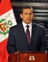 SUPUESTO ESPIONAJE-KRADIARIO  HUMALA: NO NOS SATISFACE LA RESPUESTA DE CHILE