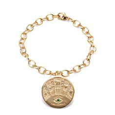 Check out Talisman Coin Bracelet at goop.com!'